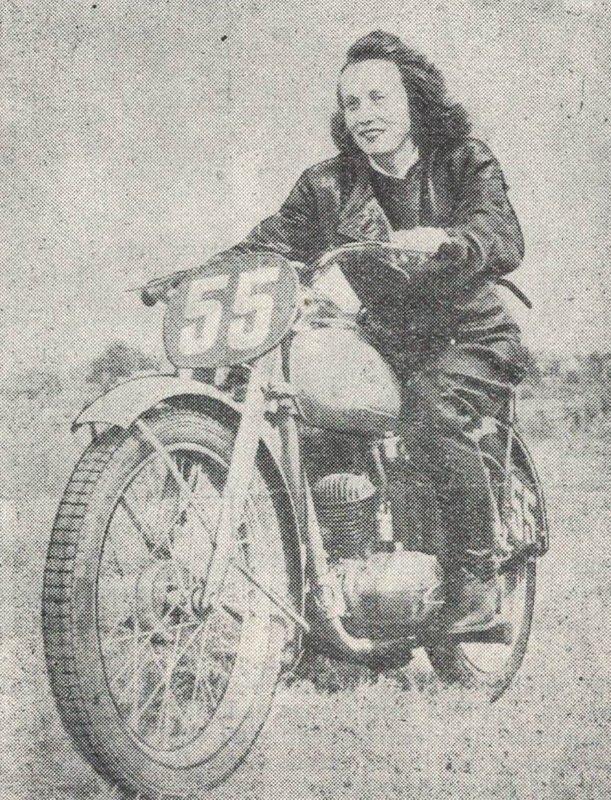 Berta Robežniece- Kupče (1929)