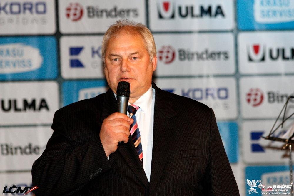 Dzintars Jaundžeikars (Prezidents 2013-2017)
