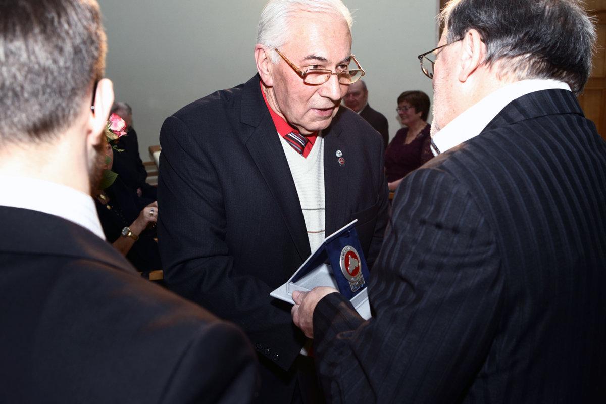 Andris Kļaviņš (1938-2019)