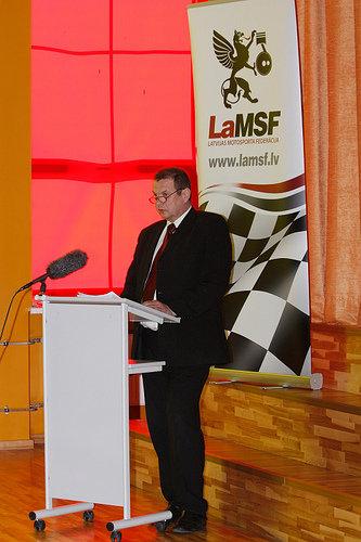 Egils Agarskis (Prezidents 2007-2013)