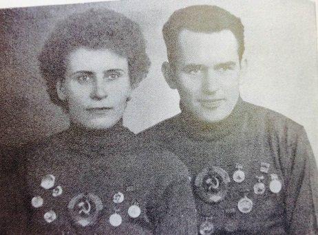 Vilma Liepiņa - Ošiņa (1924-1995)