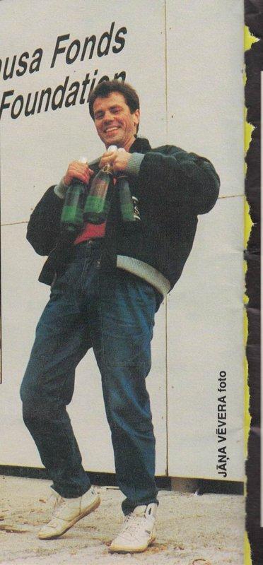Salvis Freimanis (1960-2016)
