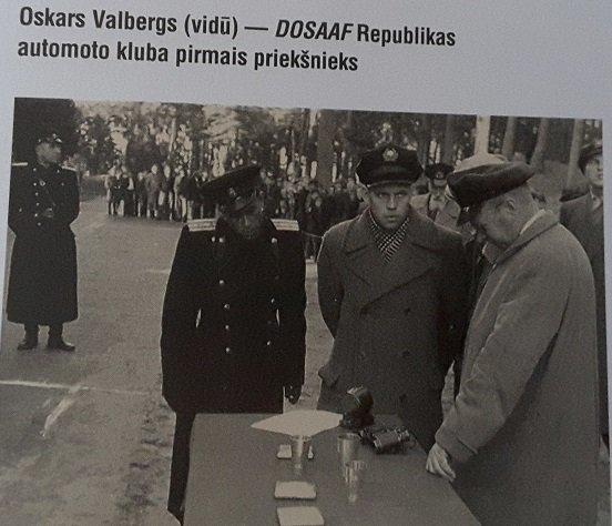 Oskars Valbergs (1921-2016)