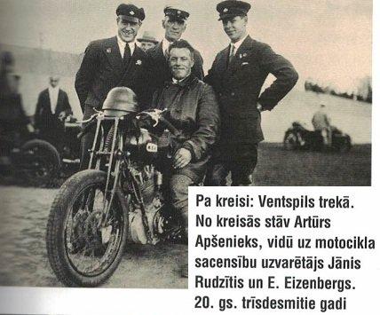 Artūrs Apšenieks (1893-1946)