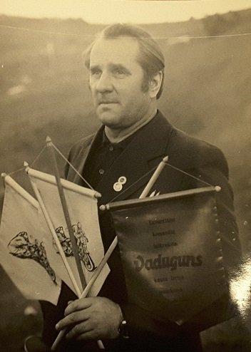 Pēteris Laivenieks (1927-2015)